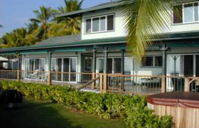 Kona Hawaii Vacation Rental House